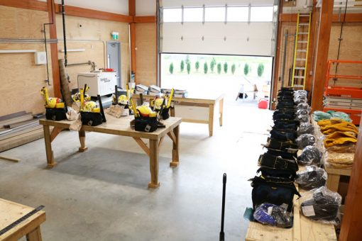 The Trade Lab at our Fort Frances campus